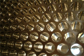 Heat Exchanger Tubesheet